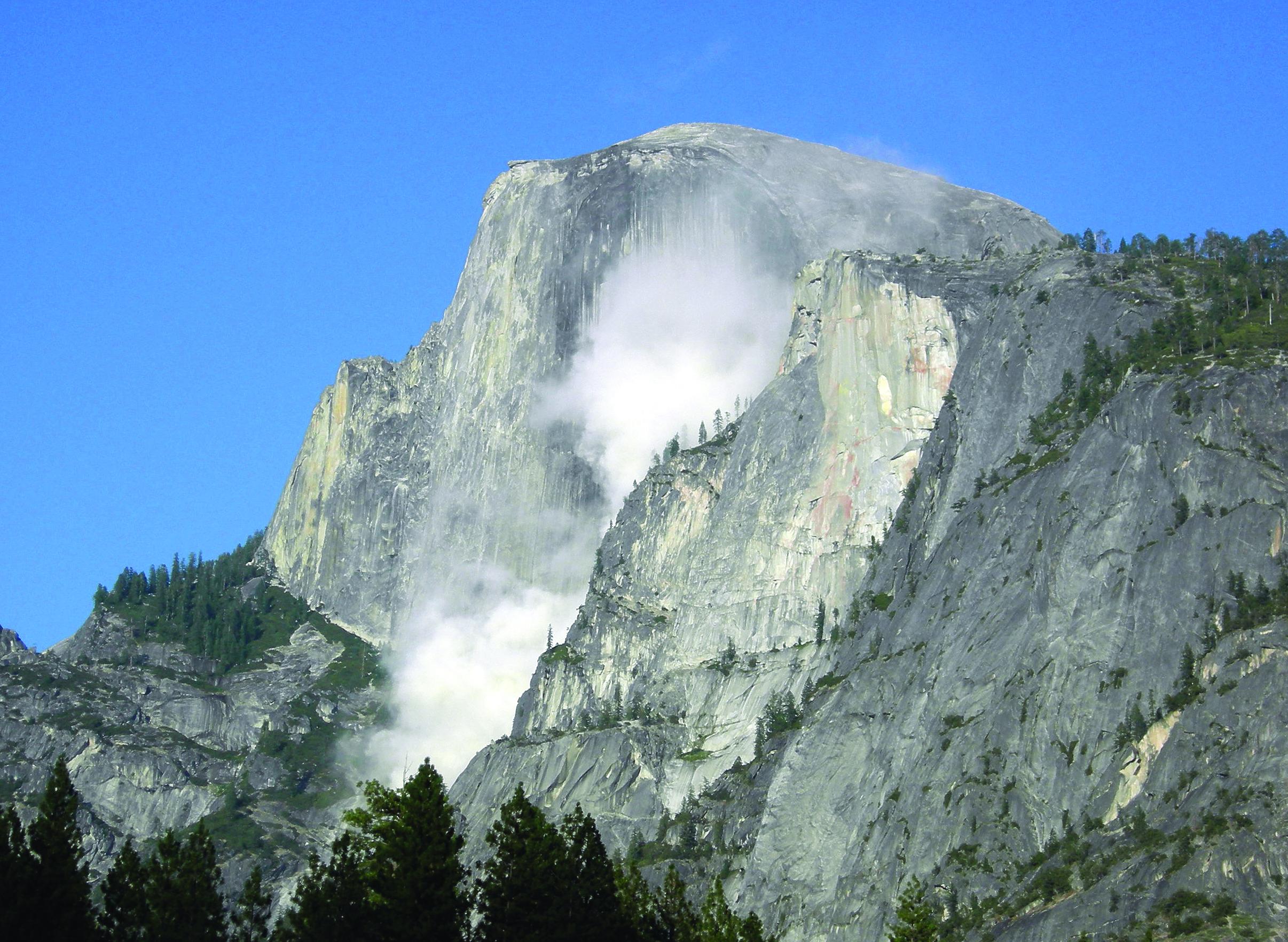 Reducing Rockfall Risk in Yosemite National Park - Eos