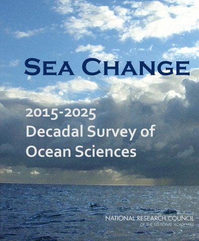 The National Research Council issued this ocean science report on 23 January.