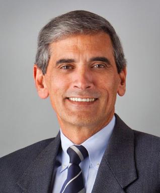 Carlos Dengo, Chair, AGU Development Board. Credit: Carlos Dengo