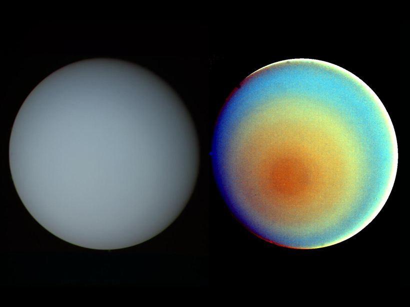 What Caused the Sudden Heating of Uranus's Atmosphere?