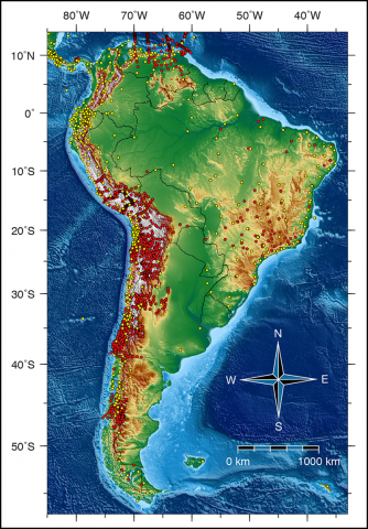 Seismic stations appropriate for ambient noise tomography studies.