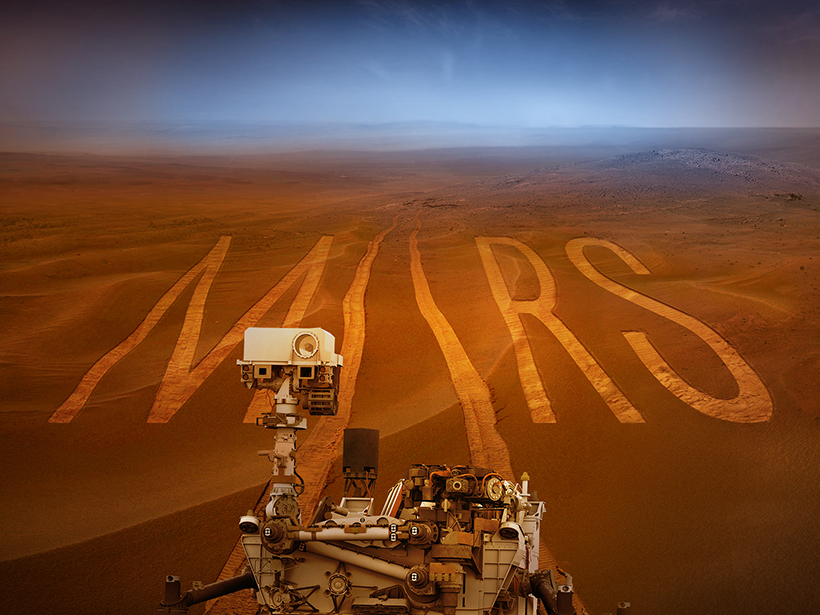 How On Earth To Decide Where On Mars To Land Eos