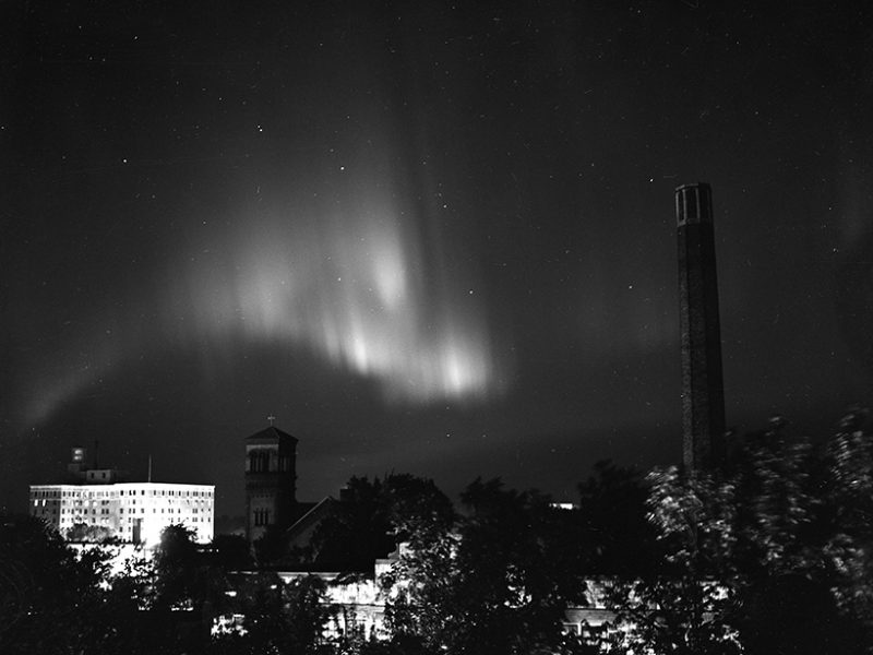 The Geomagnetic Blitz of 1941