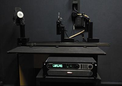 Optical bench for calibrating solar radiation sensors in Cuba