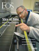 1 November 2016 Eos magazine cover