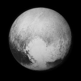 Pluto-heart