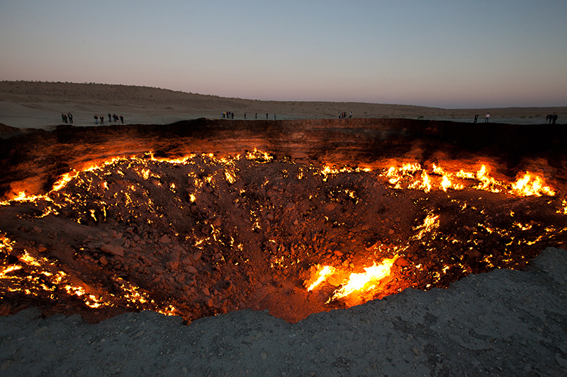 Door to Hell