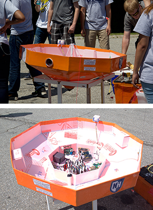 A Project SMART stratospheric balloon payload