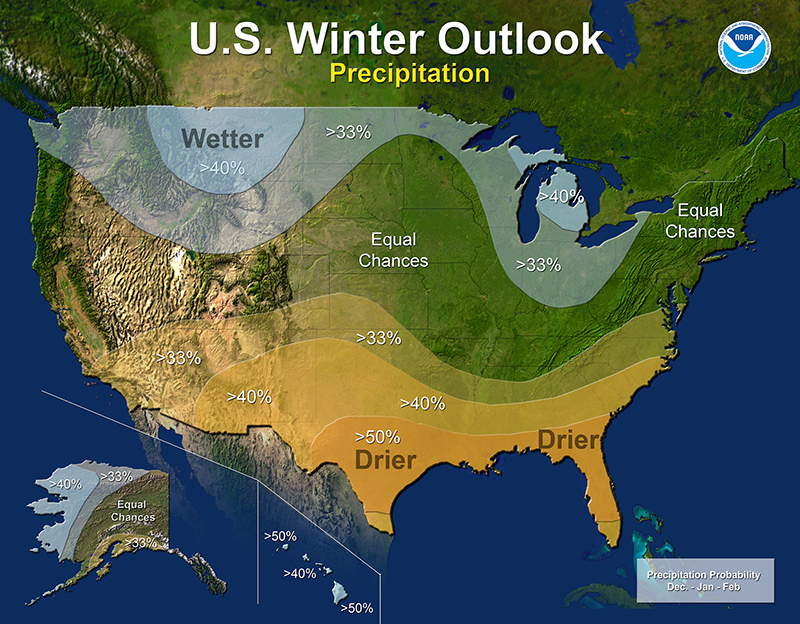 U.S. Winter Outlook