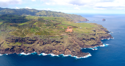 Santa Maria Island. Credit: Rui Coutinho