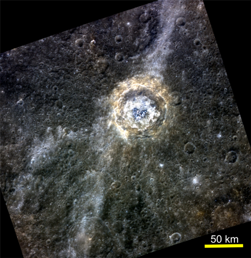 Researchers analyze what determines the depth of hollows on surface of Mercury.