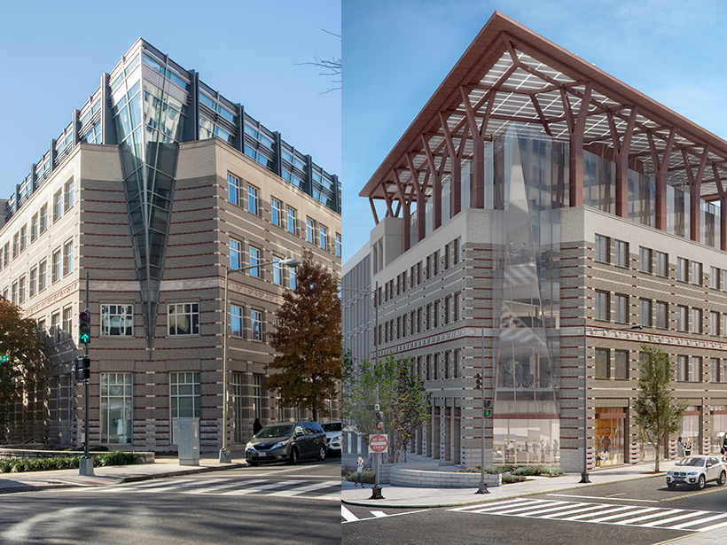 American Geophysical Union Approves Renovation Of Headquarters