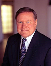 Charles Kennel, professor emeritus of atmospheric sciences at the Scripps Institution of Oceanography in La Jolla, Calif.