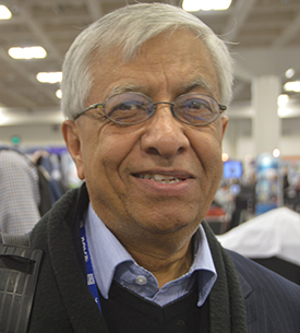 Ghassem Asrar, director of PNNL's Joint Global Change Research Institute, located at the University of Maryland, College Park.