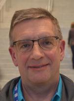 John Farrell, executive director of the U.S. Arctic Research Commission in Arlington, Va.