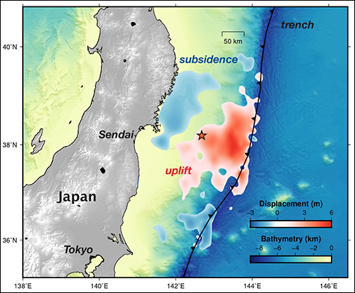 Researchers look at the mechanics of the 2011 Tohoku earthquake that unleashed a deadly tsunami.