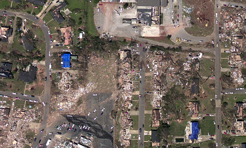 April 2011 tornado outbreaks in Alabama and other states took hundreds of lives