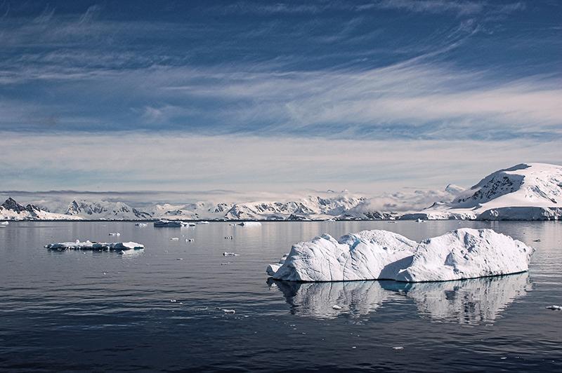 Scientists model sea ice loss in East Antarctica