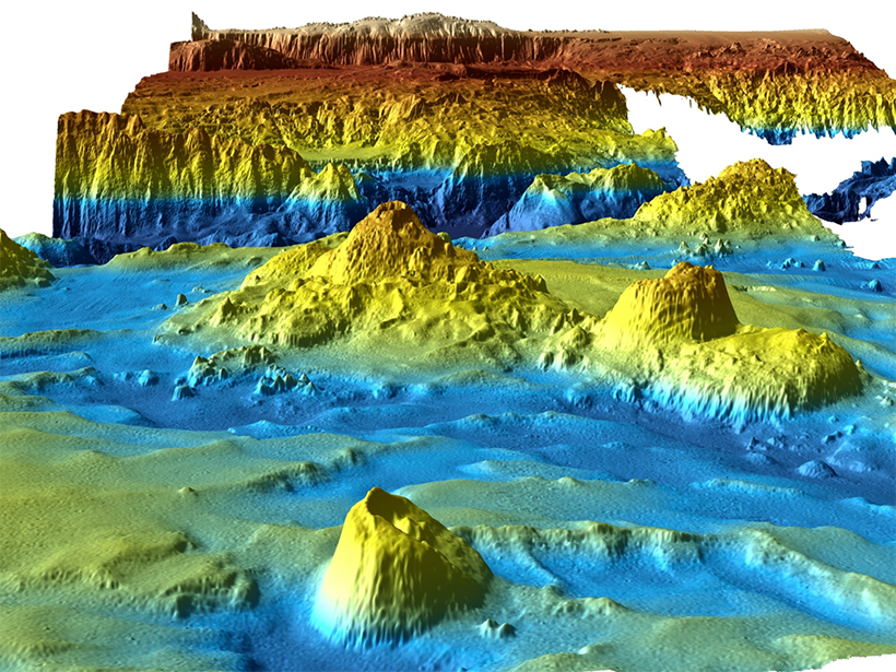 Geological Insights From Malaysia Airlines Flight Mh370