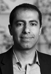 Amir AghaKouchak, AGU reviewer