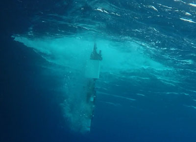 Argo floats offer new insight into the mechanics behind ocean color