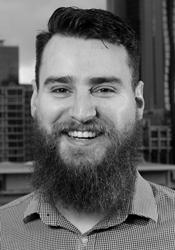 Brett Carter, AGU reviewer