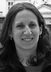 Rebecca Greenberger, AGU reviewer