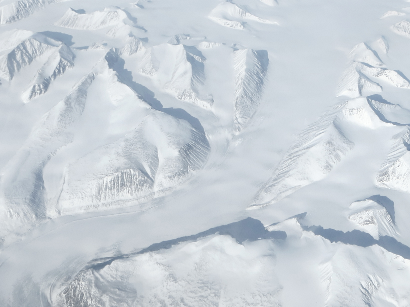 It is a picture of Enterprising Ice Ages Pictures