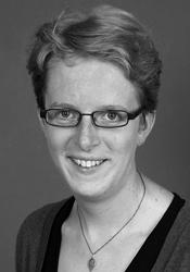 Rebecca Hodge, AGU reviewer