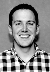 Cameron Homeyer, AGU reviewer