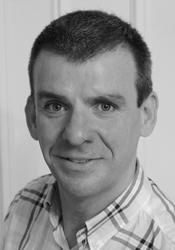 Ian Mann, AGU reviewer