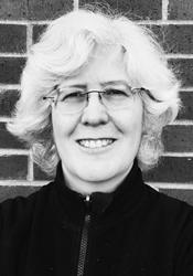 Sarah Shafer, AGU reviewer