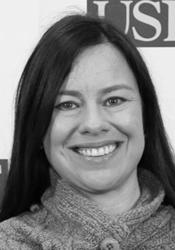 Amelia Shevenell, AGU reviewer