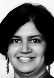 Veena Srinivasan, AGU reviewer