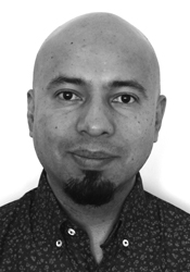 Sinhué Torres-Valdés, AGU reviewer