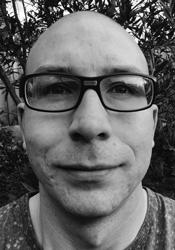 Chris Wilson, AGU reviewer