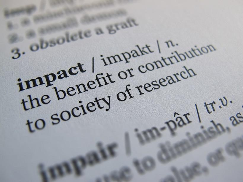 Journal Impact Factors With Uncertainties
