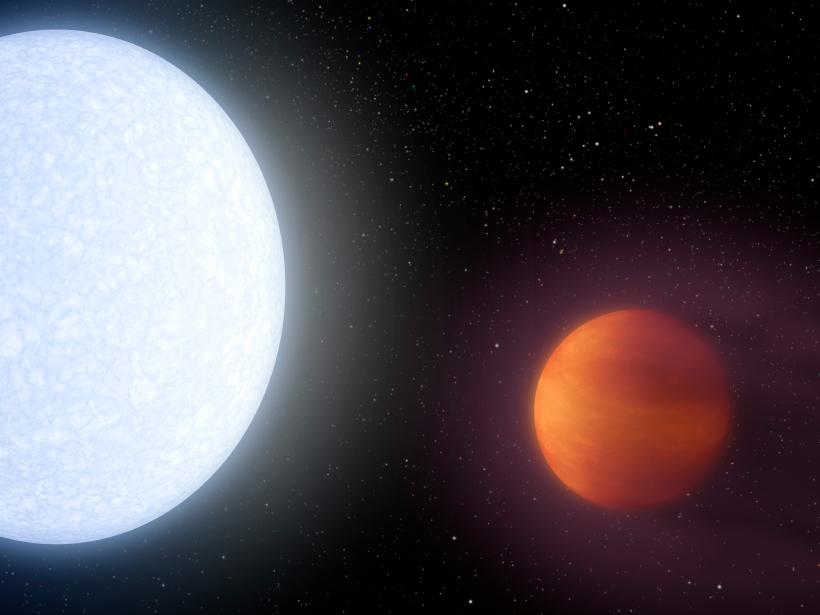 Meet Kelt-9b  The Hottest Exoplanet Ever Discovered