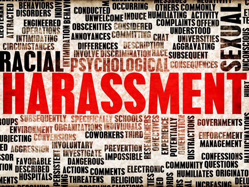Image result for harassment