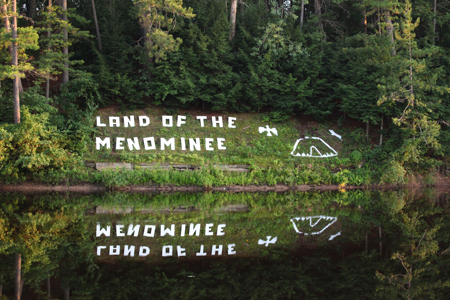 The Menominee Tribe manages a diverse forest in a transition zone between Wisconsin's central and northern hardwood forests.
