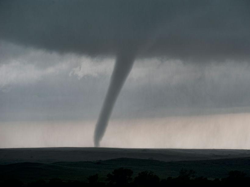 Storm Model Foresaw Tornado Precursor Hours Before Twister