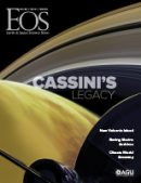 September 2017 Eos magazine cover