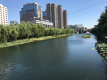 A new study looks at how land use changes affect water supplies for Beijing's booming population