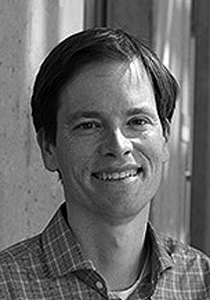 Elliott Campbell, recipient of the 2017 Global Environmental Change Early Career Award.
