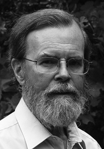 Michael Church, recipient of the 2017 G. K. Gilbert Award in Surface Processes.