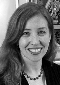 Sigrid Close, recipient of the 2017 Space Physics and Aeronomy Richard Carrington Education and Public Outreach Award.