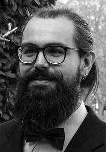 Lorenzo Colli, recipient of the 2017 Study of the Earth's Deep Interior Focus Group Award for Graduate Research.