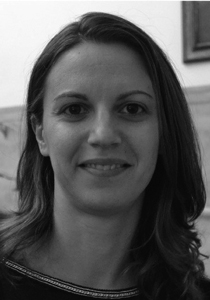 Lucia Gualtieri, recipient of the 2017 Keiiti Aki Young Scientist Award.