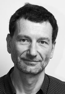 Hubertus Fischer, recipient of the 2017 Dansgaard Award.