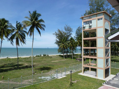 Malaysian research station